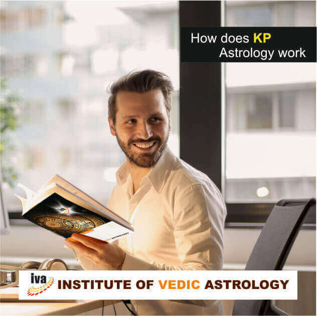 How does KP Astrology works, learn with us in IVA